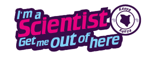 I'm a Scientist, Get me out of here! - Kenya logo